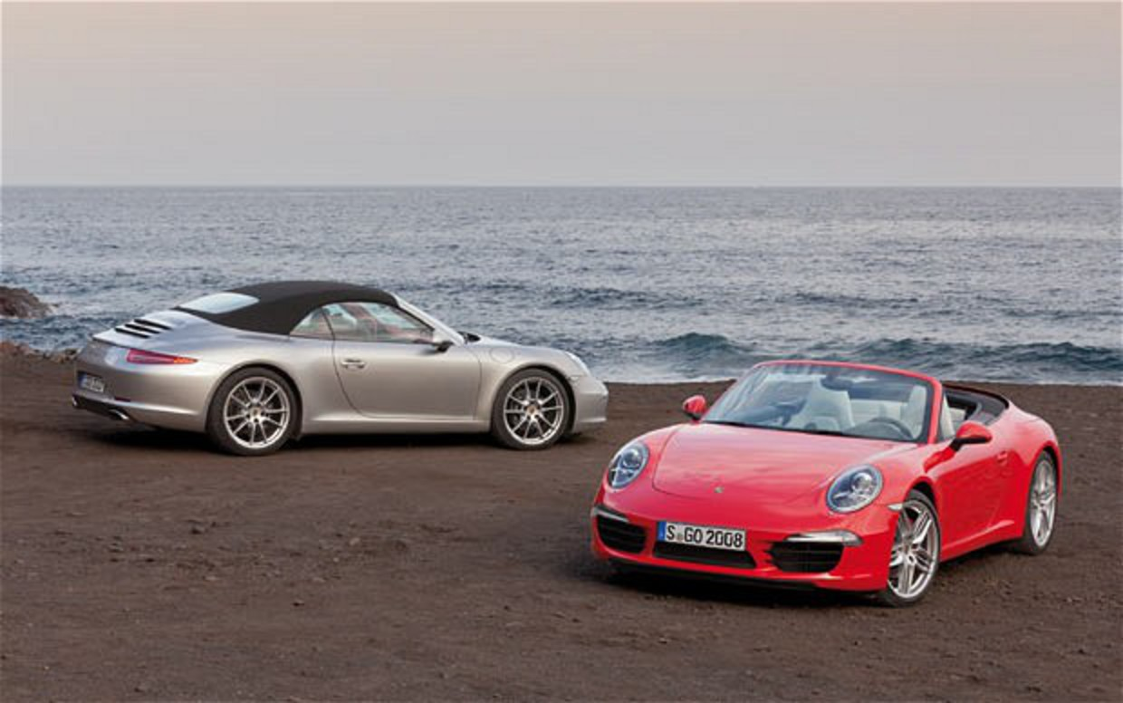 Read the full Porsche 911 Cabriolet review