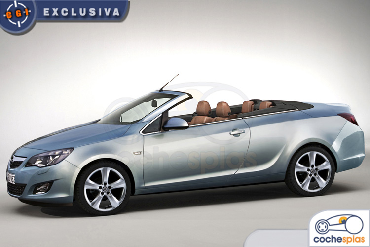 Opel Astra Cabriolet. View Download Wallpaper. 750x500. Comments