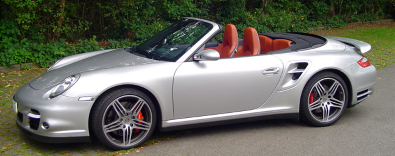 The Porsche 911 Turbo Cabriolet is certainly not just the 911 coupe with the