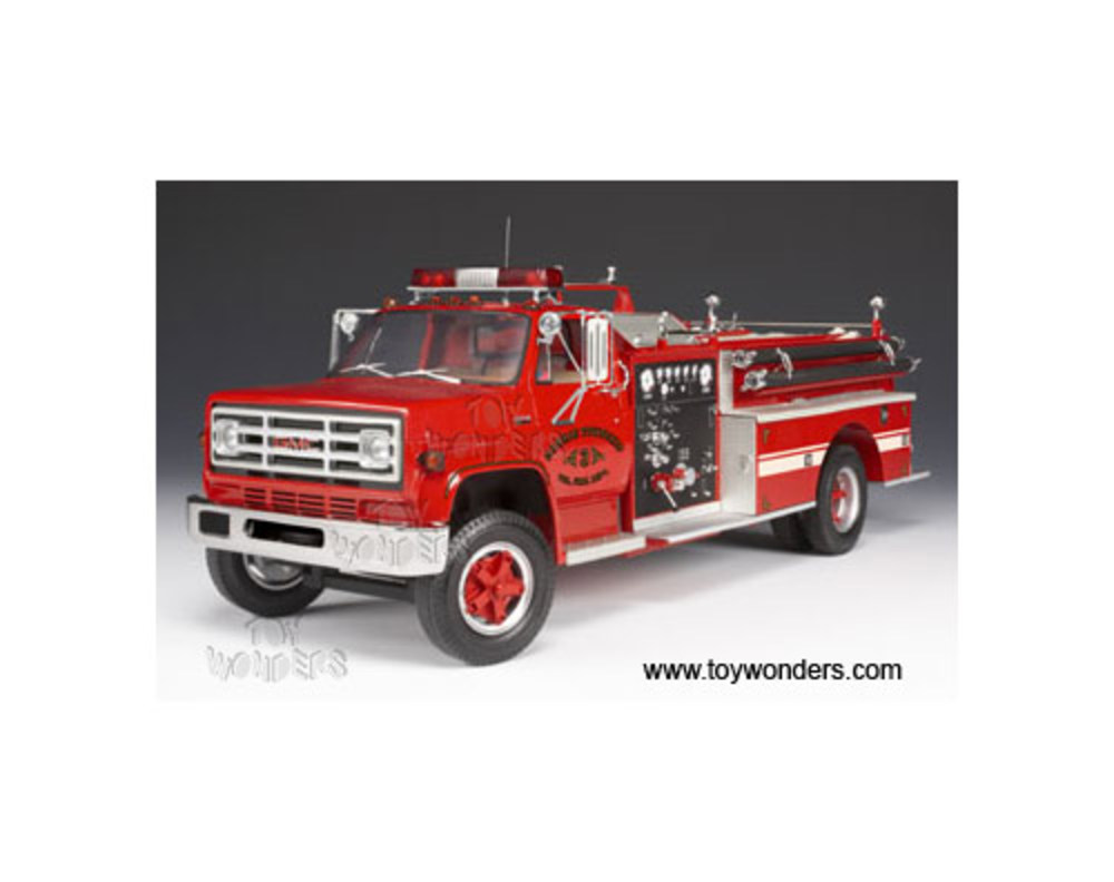 GMC Fire Truck. View Download Wallpaper. 500x396. Comments
