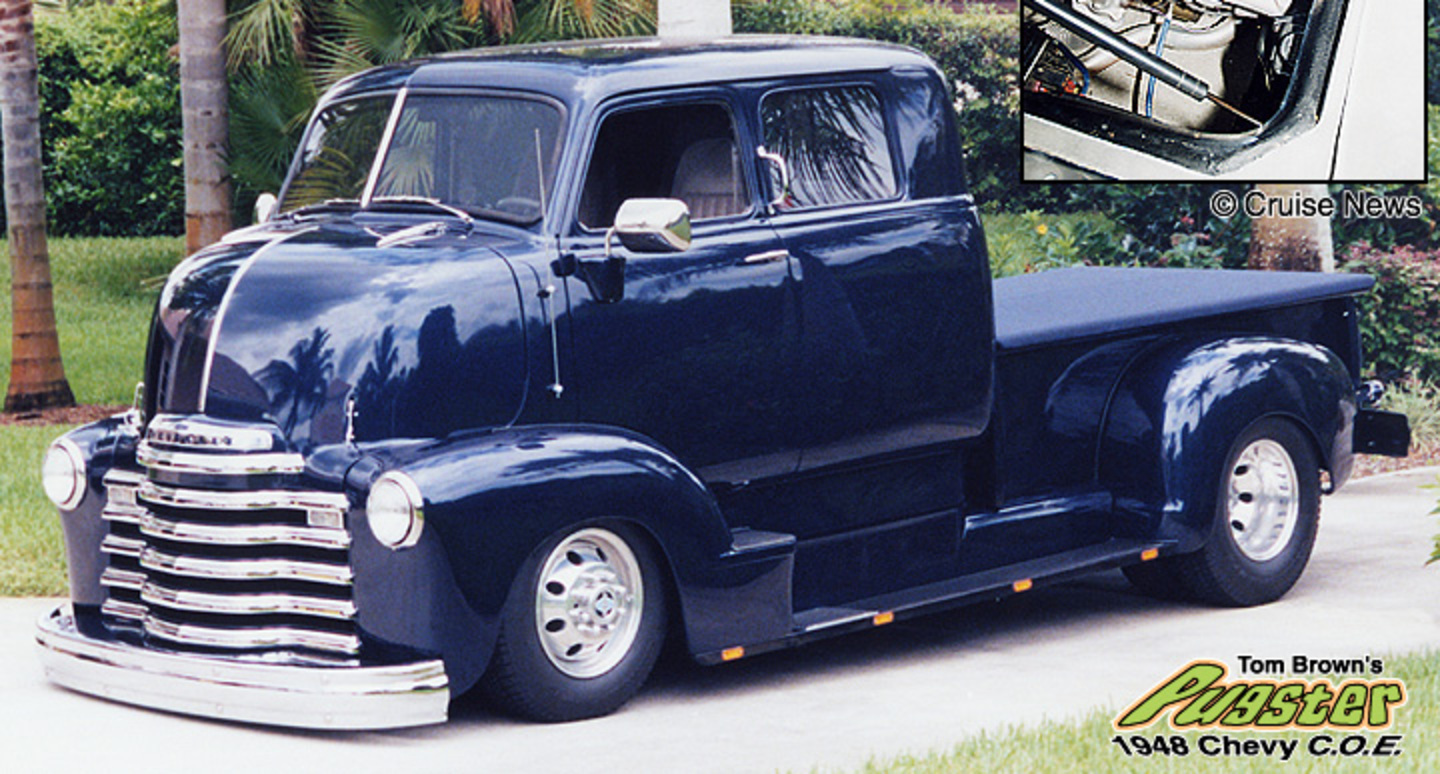 Bmw Twin Cab >> TopWorldAuto >> Photos of Chevrolet COE truck - photo galleries