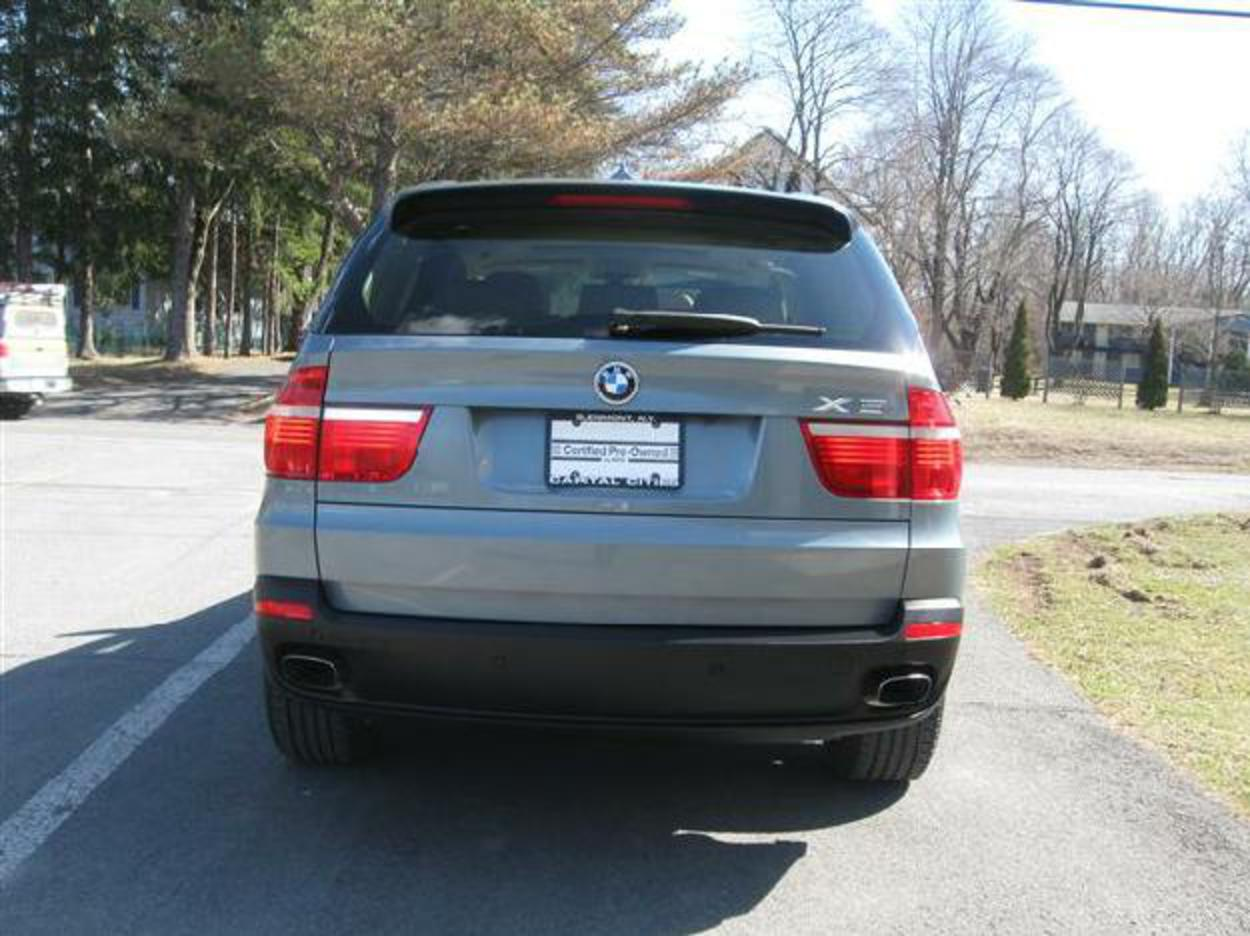 Mineral Green 2010 BMW X5 48i - Dealer: Glenmont - United States