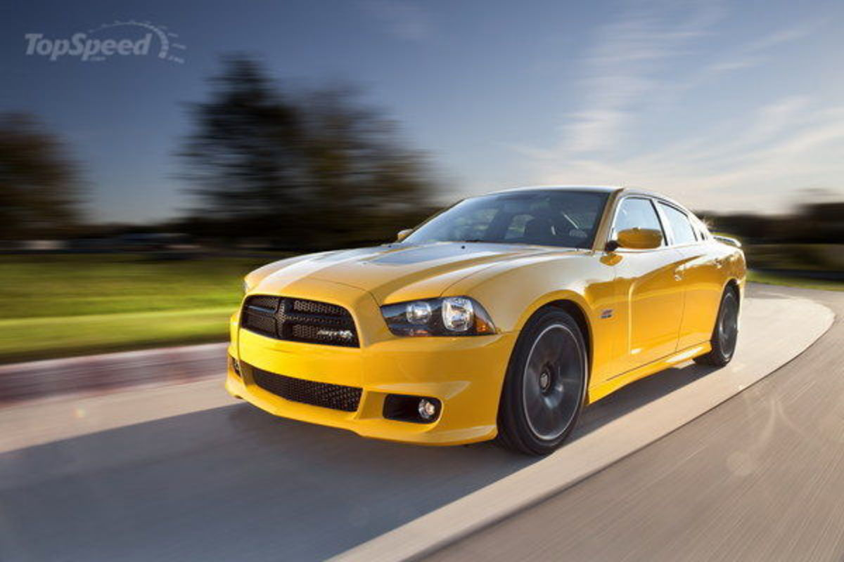 dodge charger srt8 super bee picture