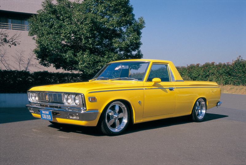 1970 Toyota Crown Pickup Boulevard Cruiser""