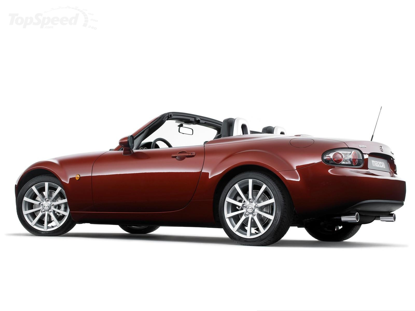 MAZDA MX 5 Roadster 1.8 i 16V 126. Car Technical Data. Power. Torque.