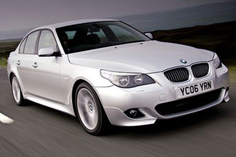 The BMW 530d is magnificent. All the handling excellence and comfort levels