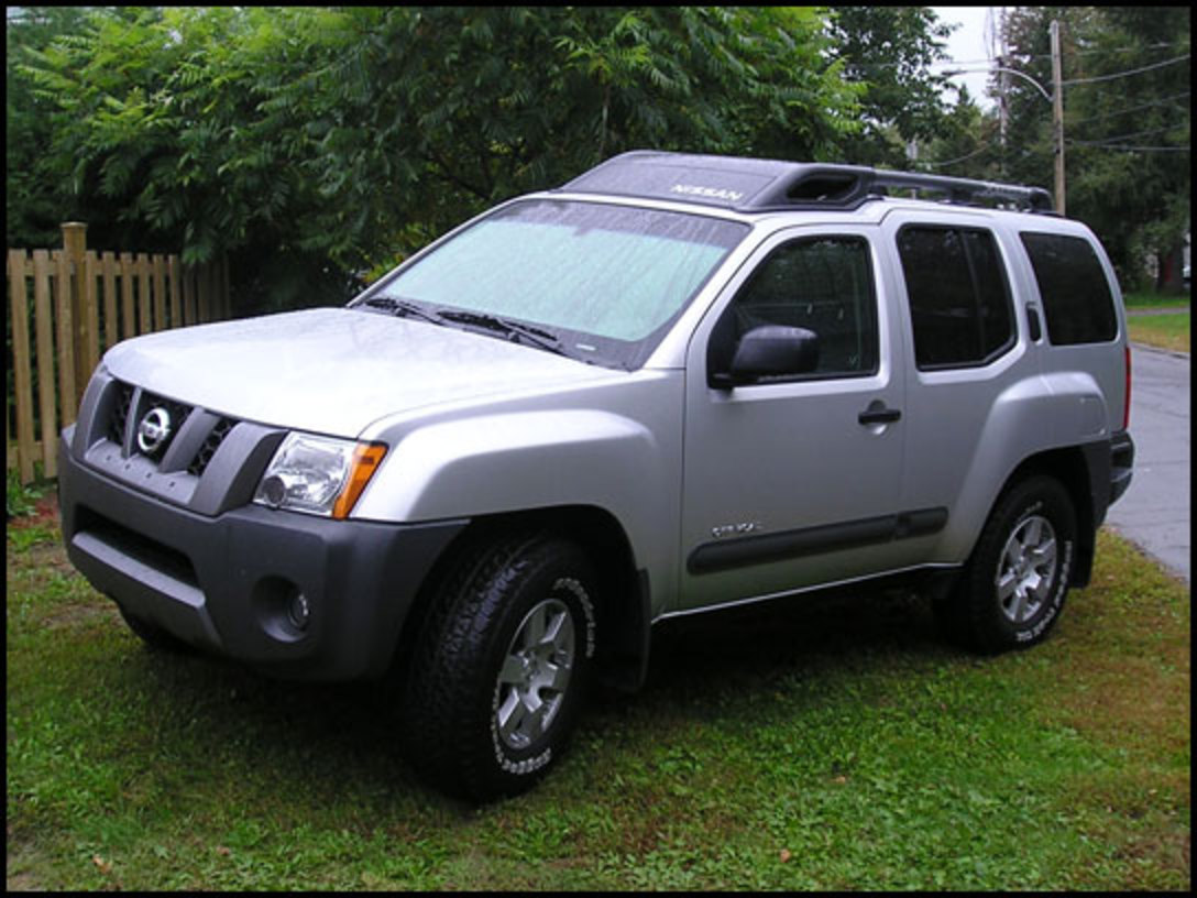 Topworldauto photos of nissan xterra photo galleries 2005 nissan xterra off road vanachro Images