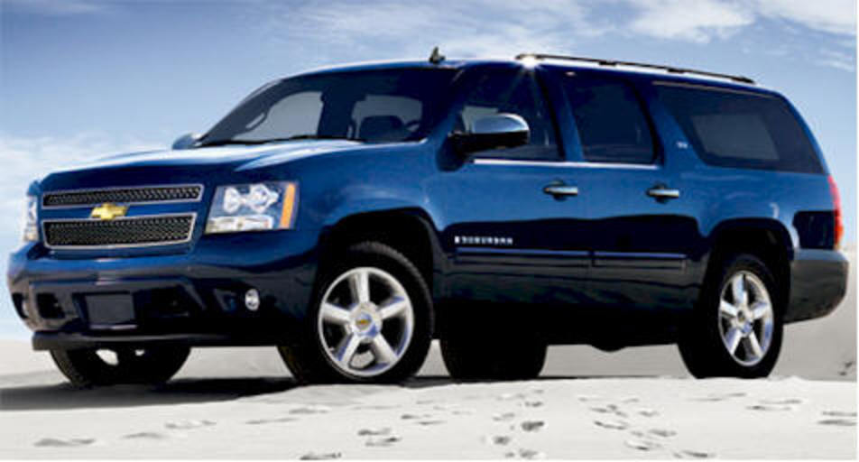Chevrolet Suburban Leasing at North Texas Auto Leasing