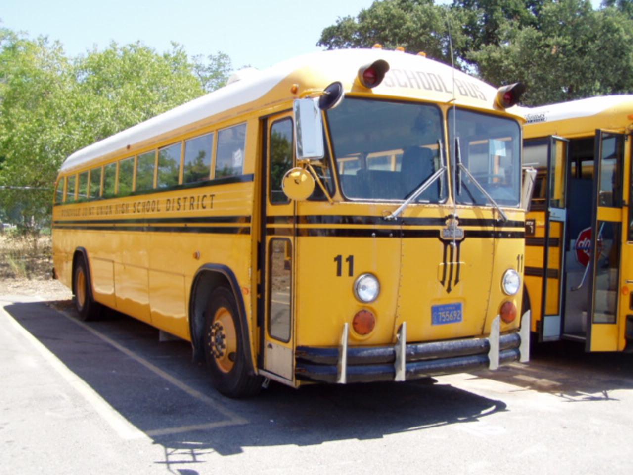 TopWorldAuto >> Photos of Crown School bus - photo galleries