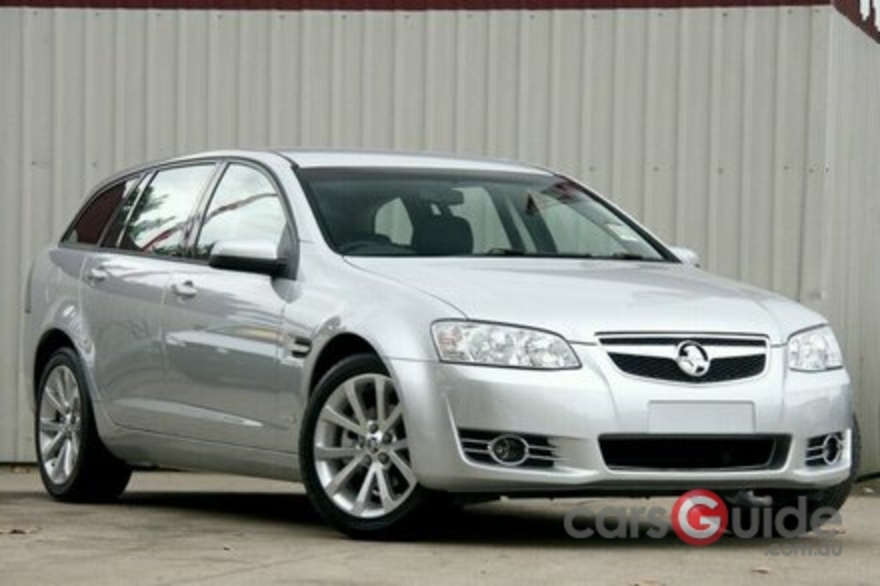 2012 HOLDEN COMMODORE EQUIPE SPORTWAGON VE II MY12. Picture 1 of 15