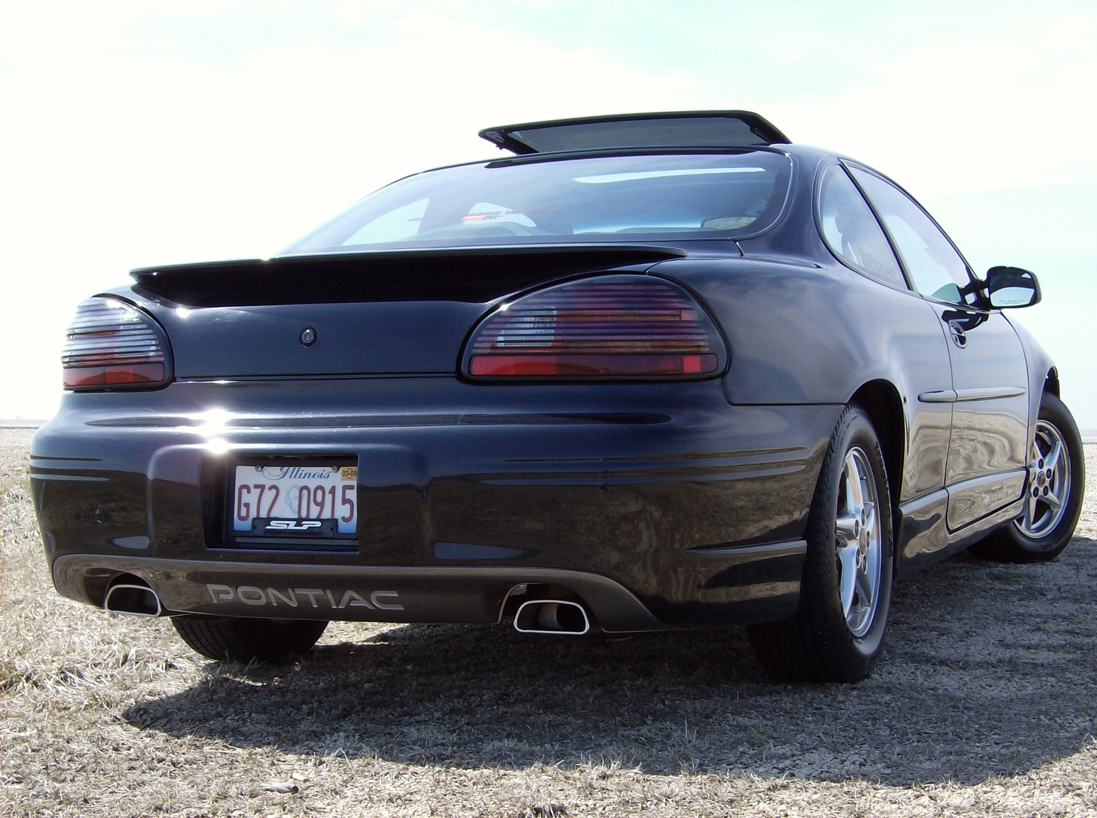 2000 Pontiac Grand Prix GT Coupe picture, exterior