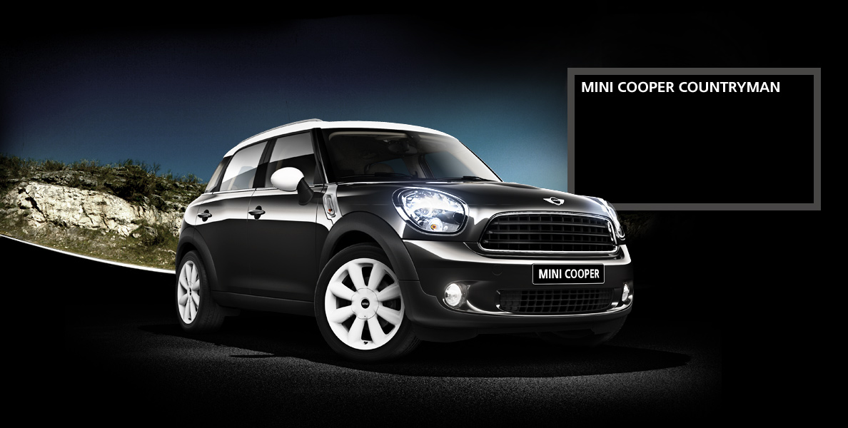 MINI.lt – MINI Cooper Countryman