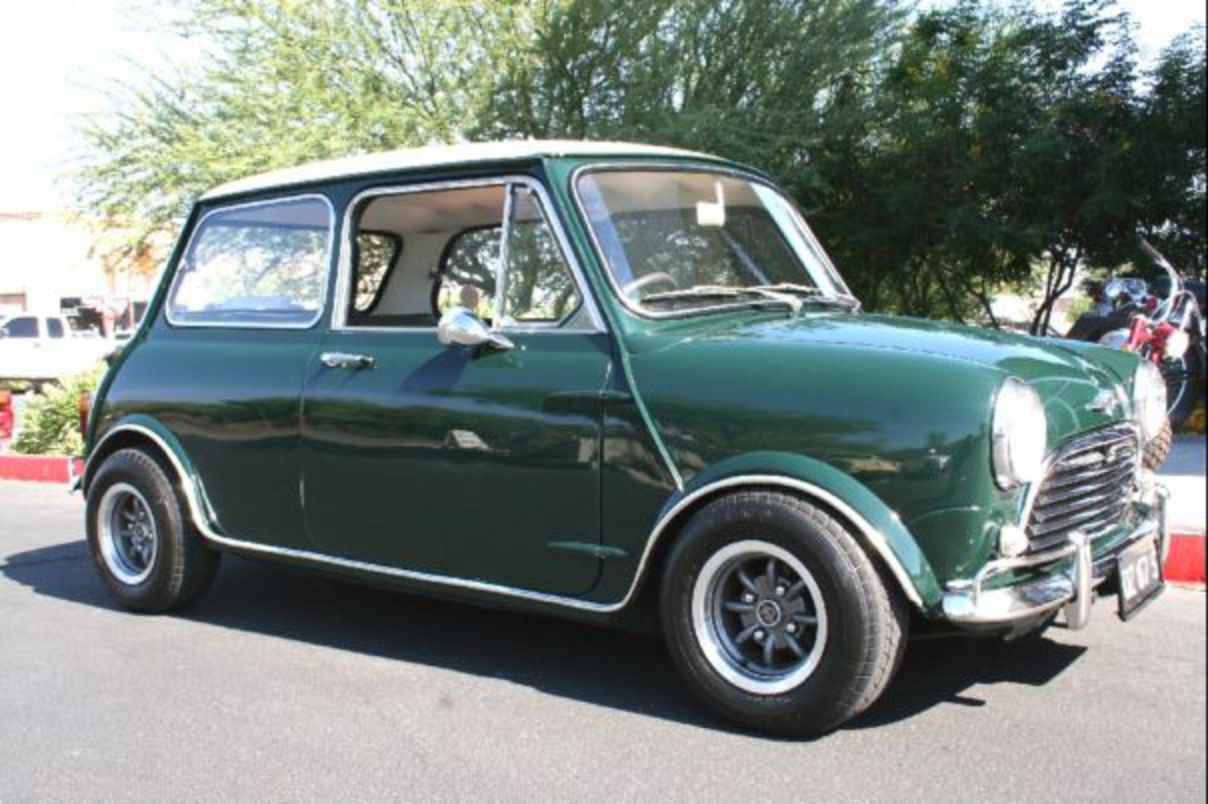 Morris Mini Cooper S Coupe 1966 | Brighton Motorsports | Collector ...