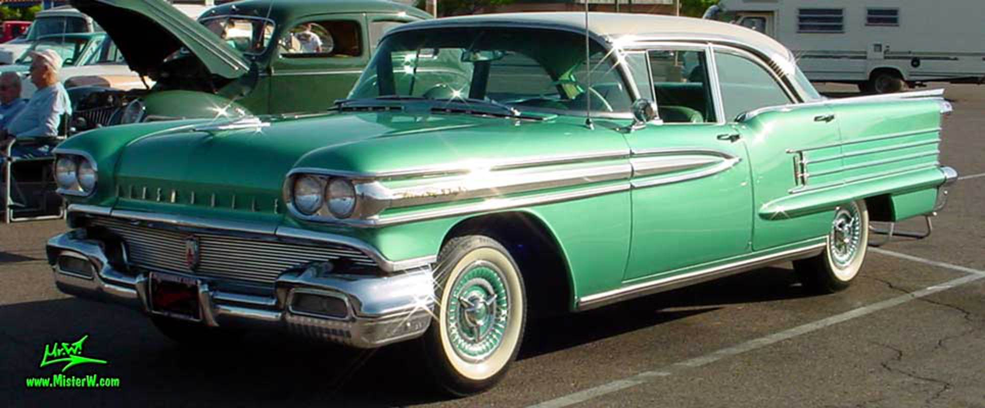 58 Olds Ninety Eight | 1958 Oldsmobile 98 Sedan | Classic Car Photo Gallery