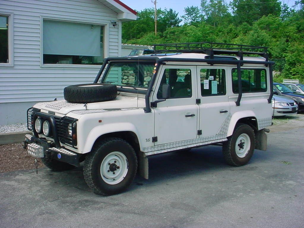 1993 Land Rover Defender 110 TDI - Land Rover Forums : Land Rover and Range