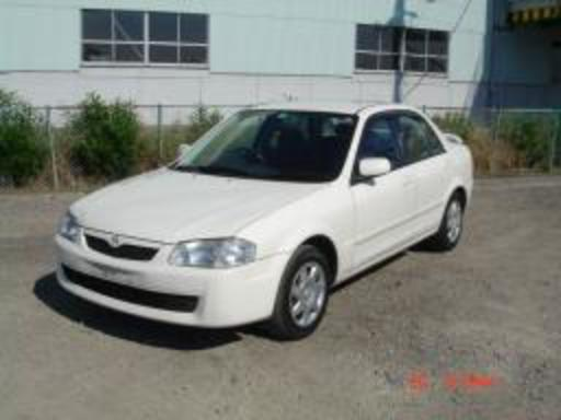 Mazda Familia LS More photos? Register for free!