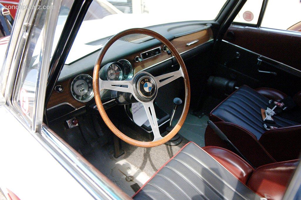 1966 BMW 1800 at the Bonhams & Butterfields at The Quail Lodge,