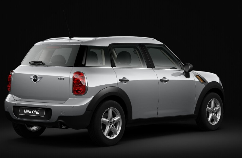 Dick Lovett - Drive away a new MINI One Countryman for just £239 a ...