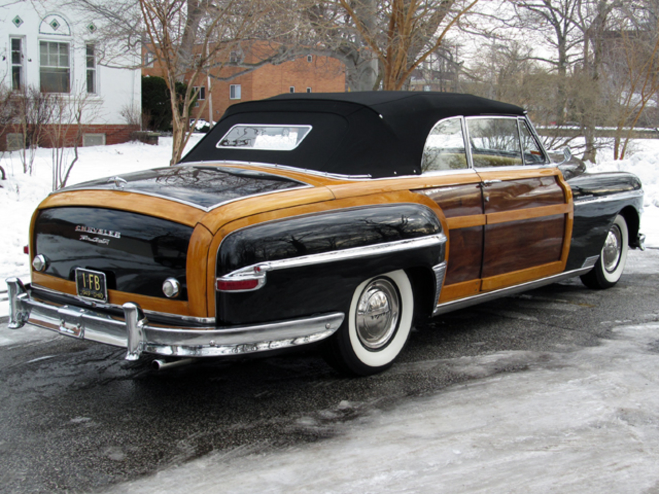 Topworldauto Photos Of Chrysler Town Country Convertible Photo 1949 For Sale Amp