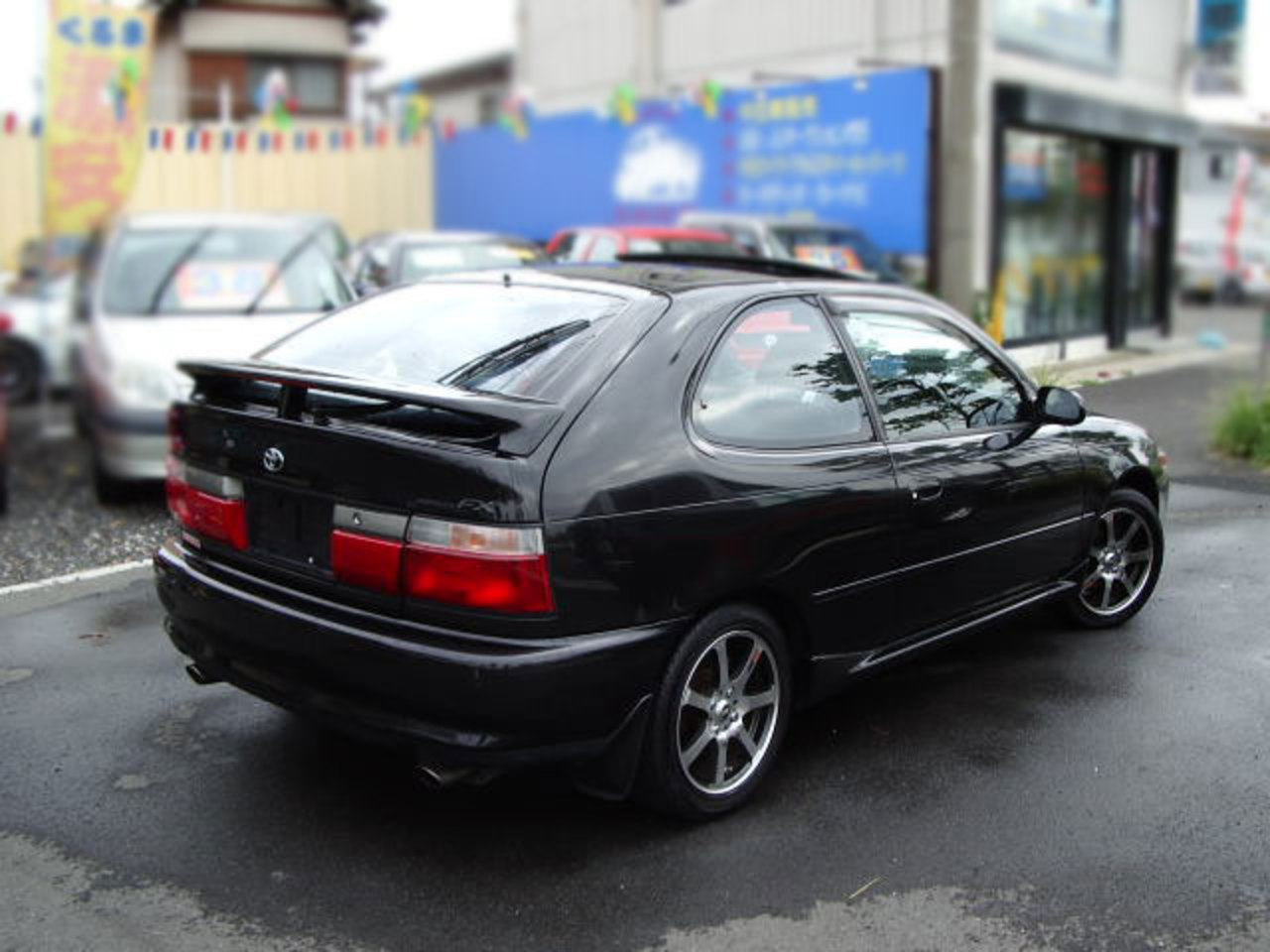 TopWorldAuto >> Photos of Toyota Corolla FX-GT - photo galleries