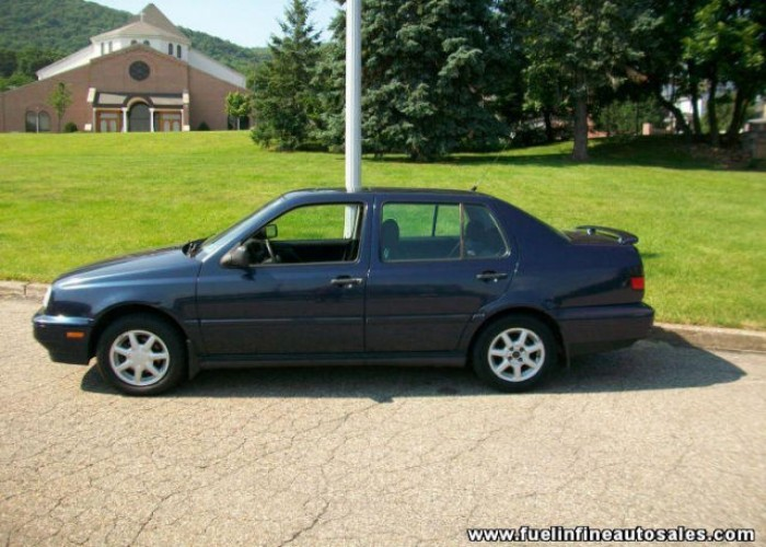 1997 Volkswagen Jetta GT in Pen Argyl, Pennsylvania For Sale
