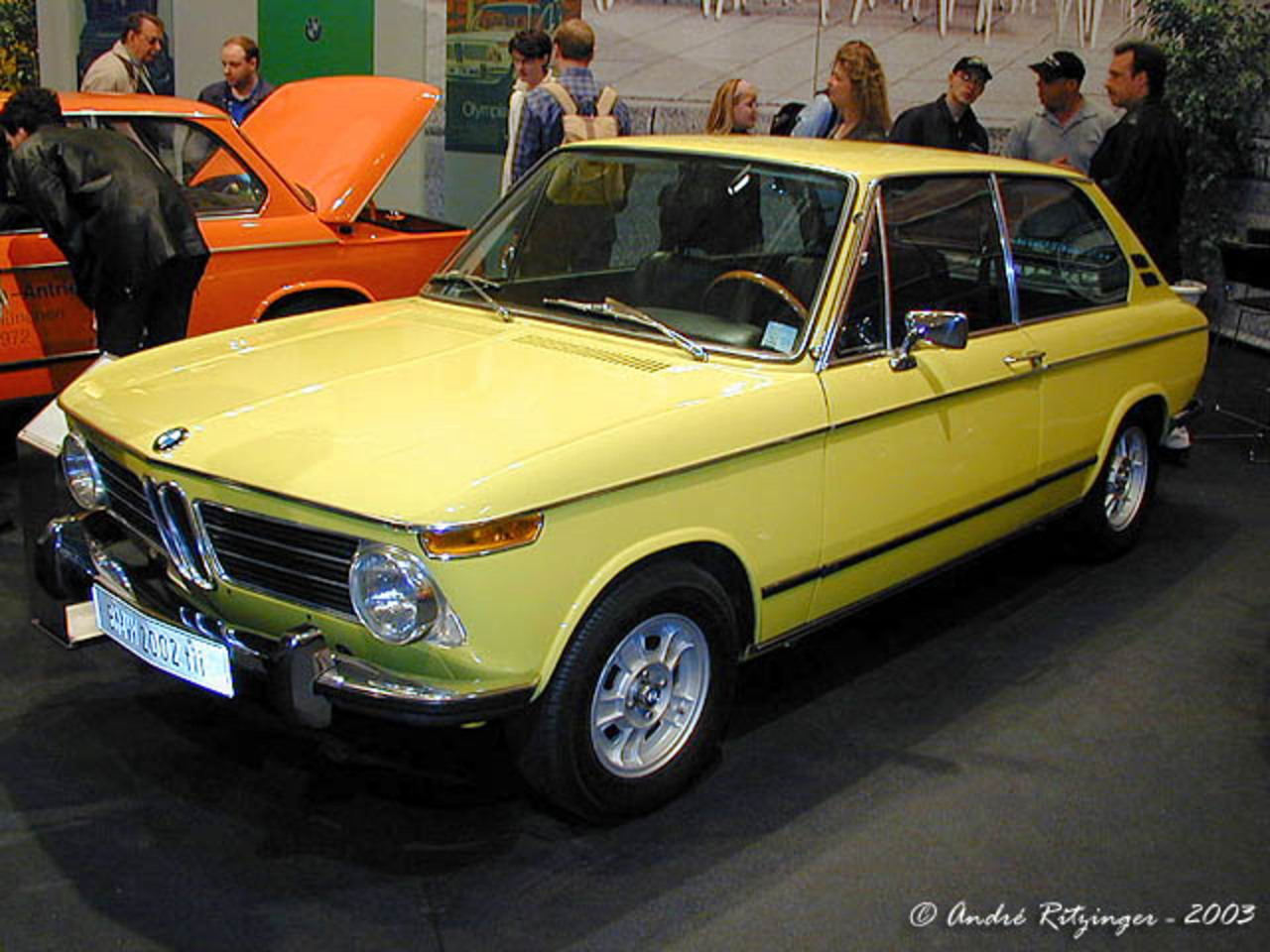 Topworldauto Gt Gt Photos Of Bmw 2002 Tii Touring Photo