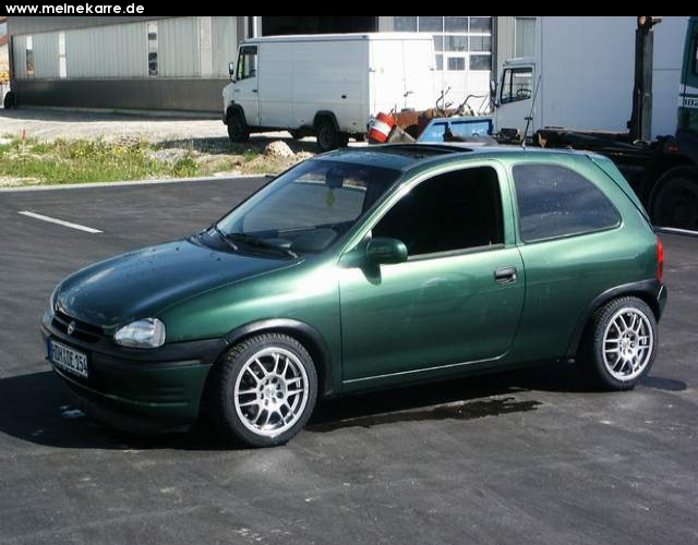 Opel Corsa B - huge collection of cars, auto news and reviews, car vitals,