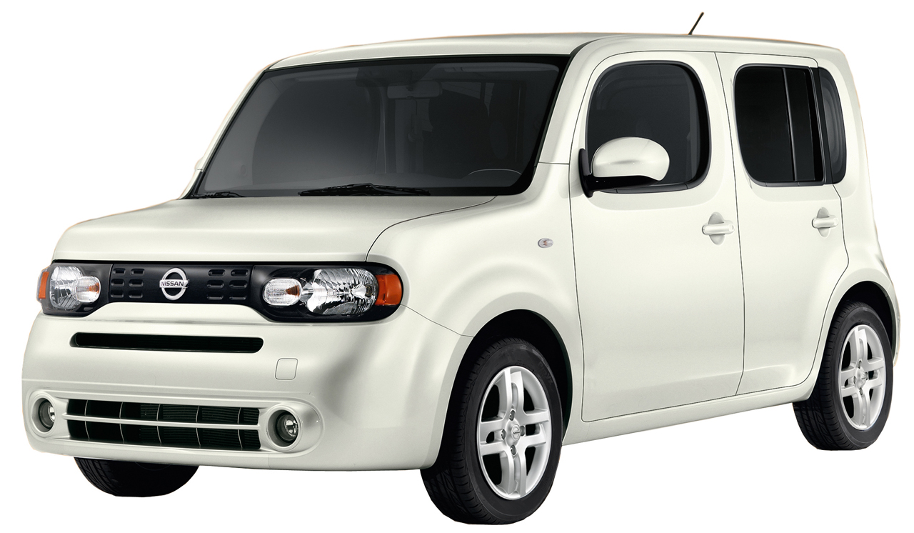 The official unveiling of the Nissan Cube is set for later today,