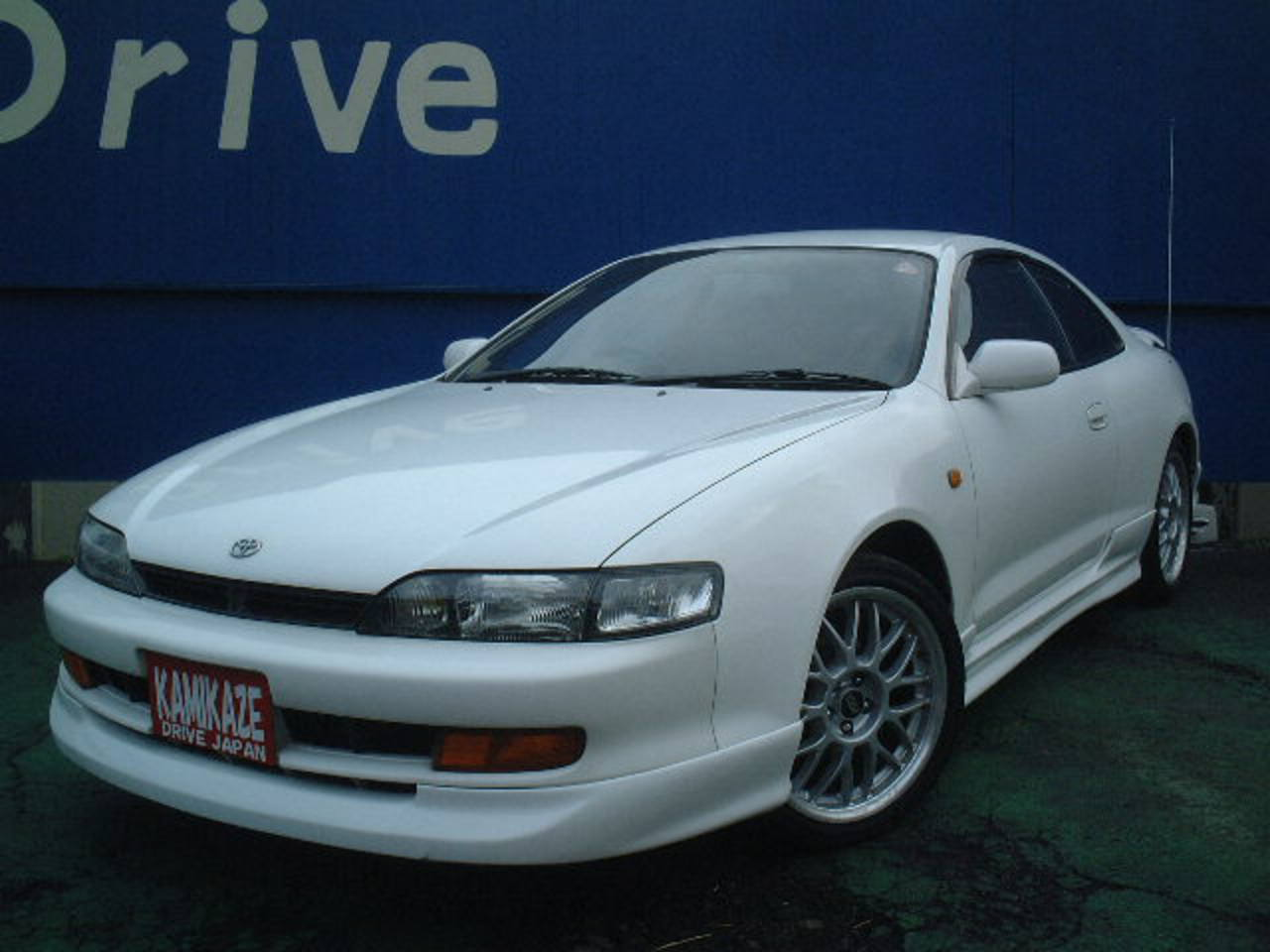 1995 Toyota CURREN XS (ST206) sale from Japan