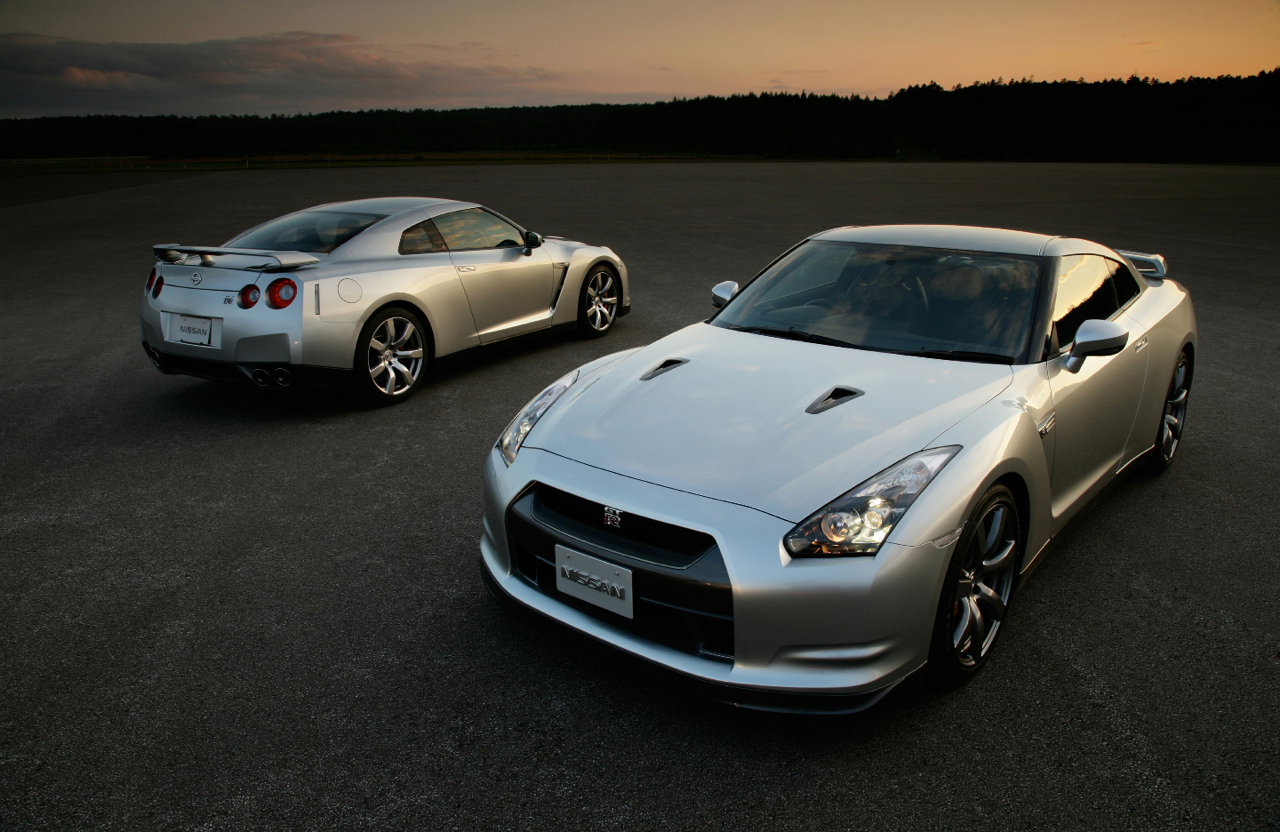 2012 Nissan GT-R Black Edition picture, exterior