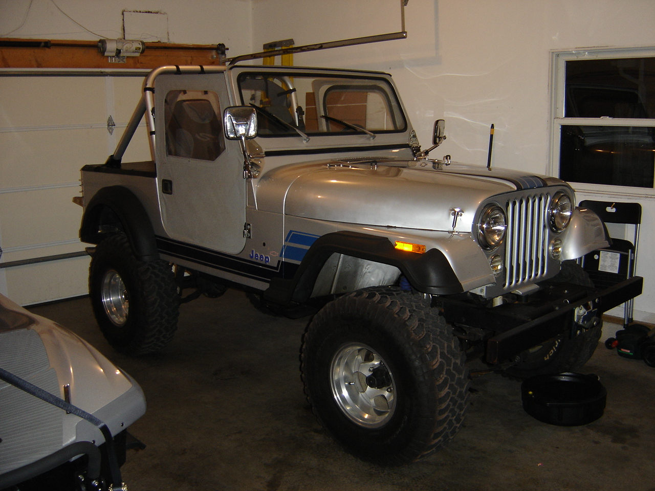 81 Jeep CJ-7 FOR SALE