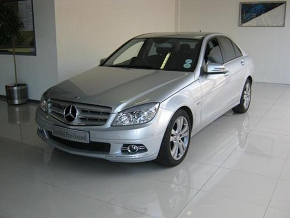 2011 MERCEDES-BENZ C200 CGI BE CLASSIC A/T for sale