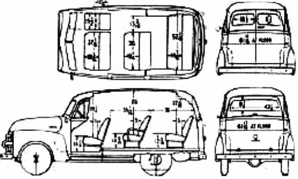 Classic 4x4 Suburban