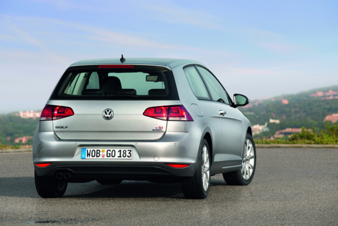 Volkswagen Golf Highline TSI BlueMotion Technology DSG. basic info