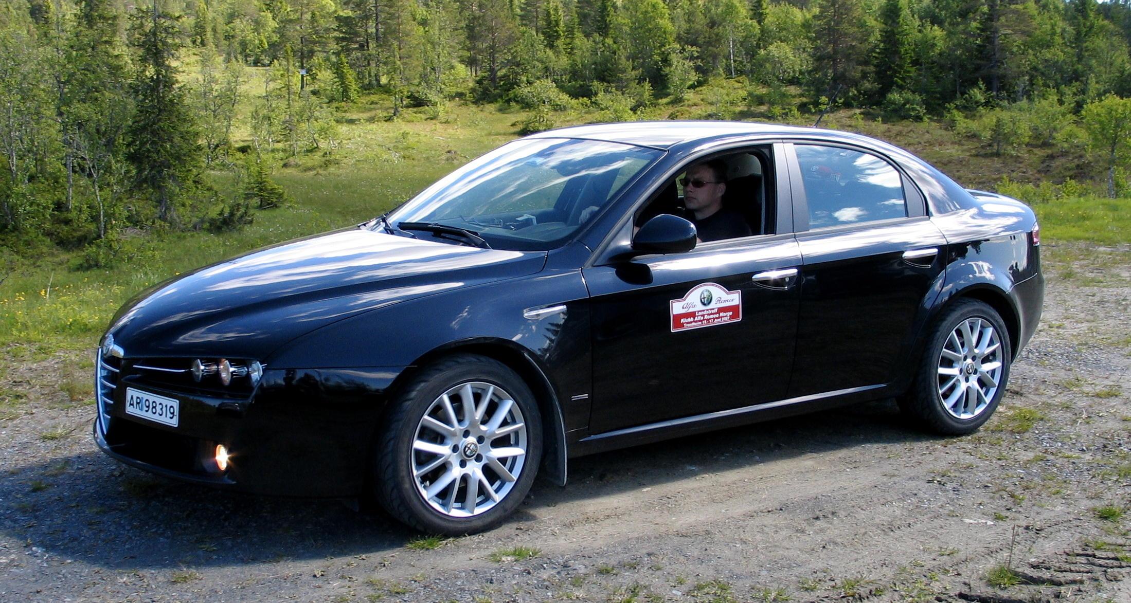 Topworldauto Photos Of Alfa Romeo 159 Photo Galleries