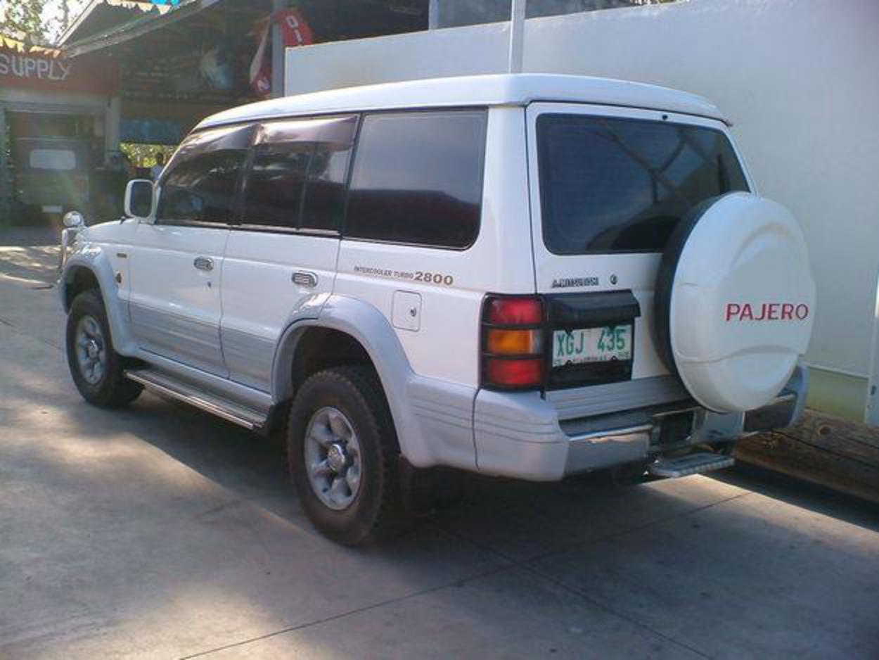 Valley Buick Gmc >> TopWorldAuto >> Photos of Mitsubishi Pajero Intercooler ...