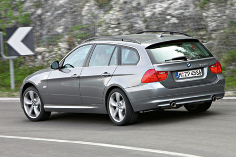 BMW 3er Stationwagon. View Download Wallpaper. 450x300. Comments