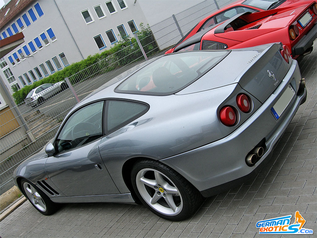 Ferrari 550 Maranello by Patrick Noeckel | GERMANEXOTICS.