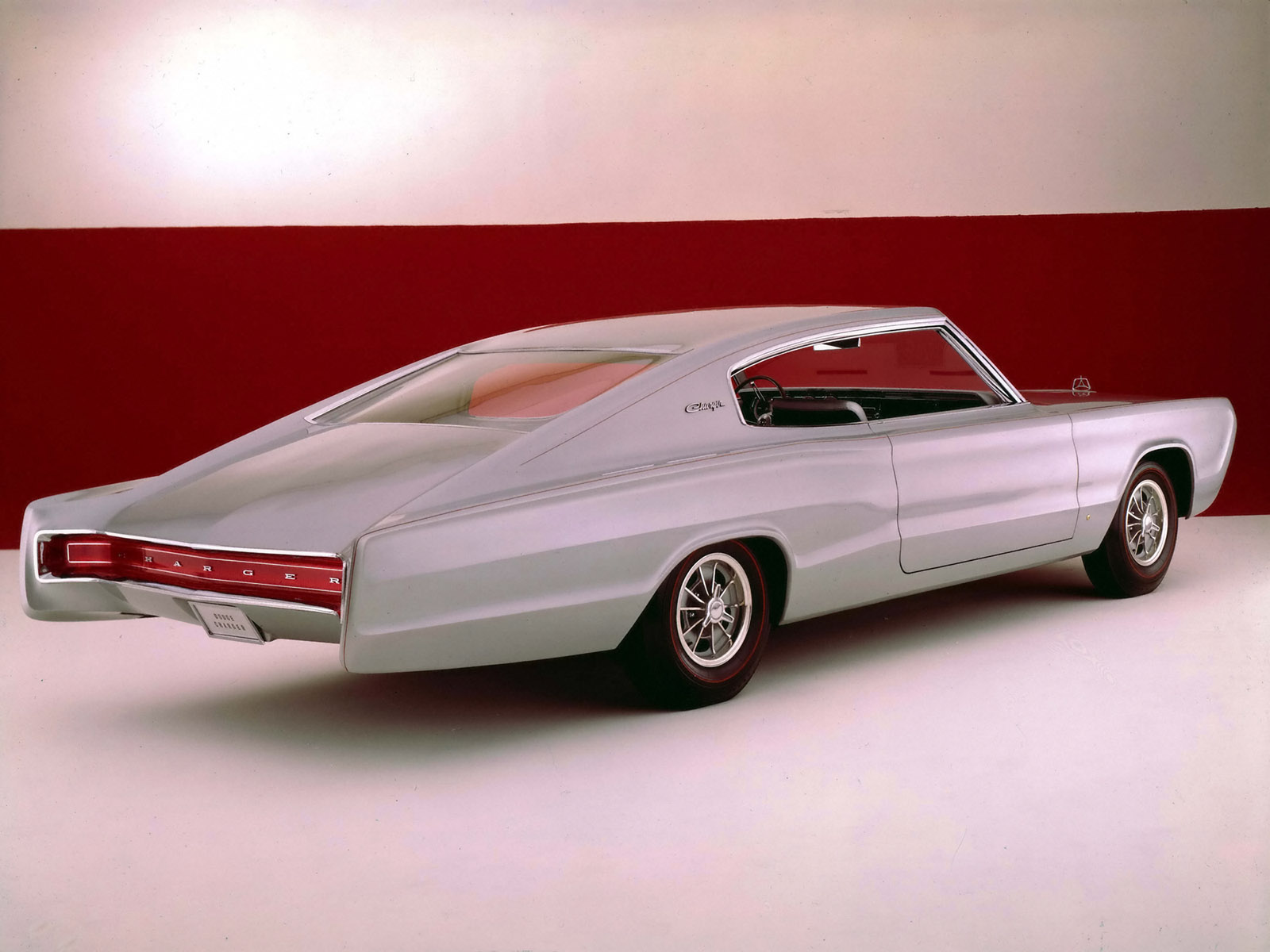 Dodge Charger 1965 HD Wallpaper