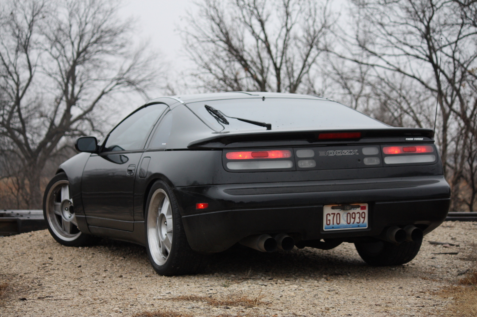 1993 NISSAN 300 ZX TARGA Laptop Wallpapers Free Download