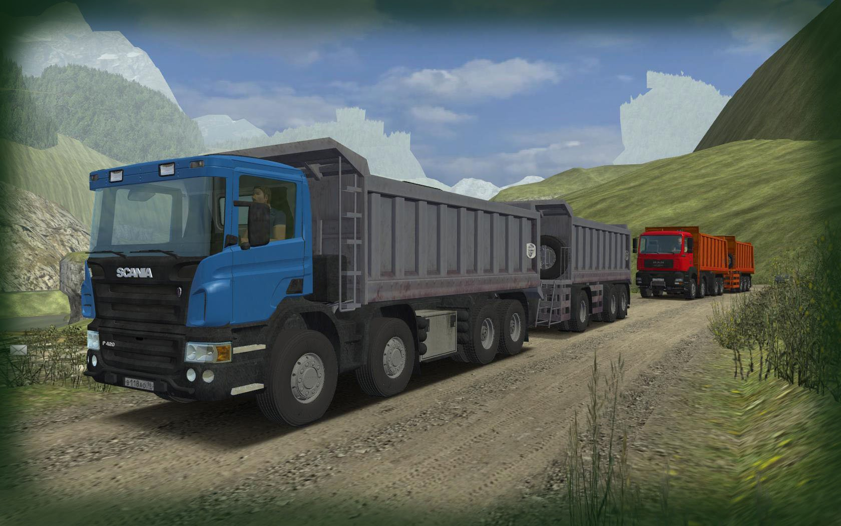 Scania P420 124C - cars catalog, specs, features, photos, videos, review,