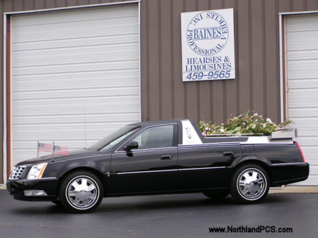 Topworldauto Photos Of Cadillac Flower Car Photo Galleries