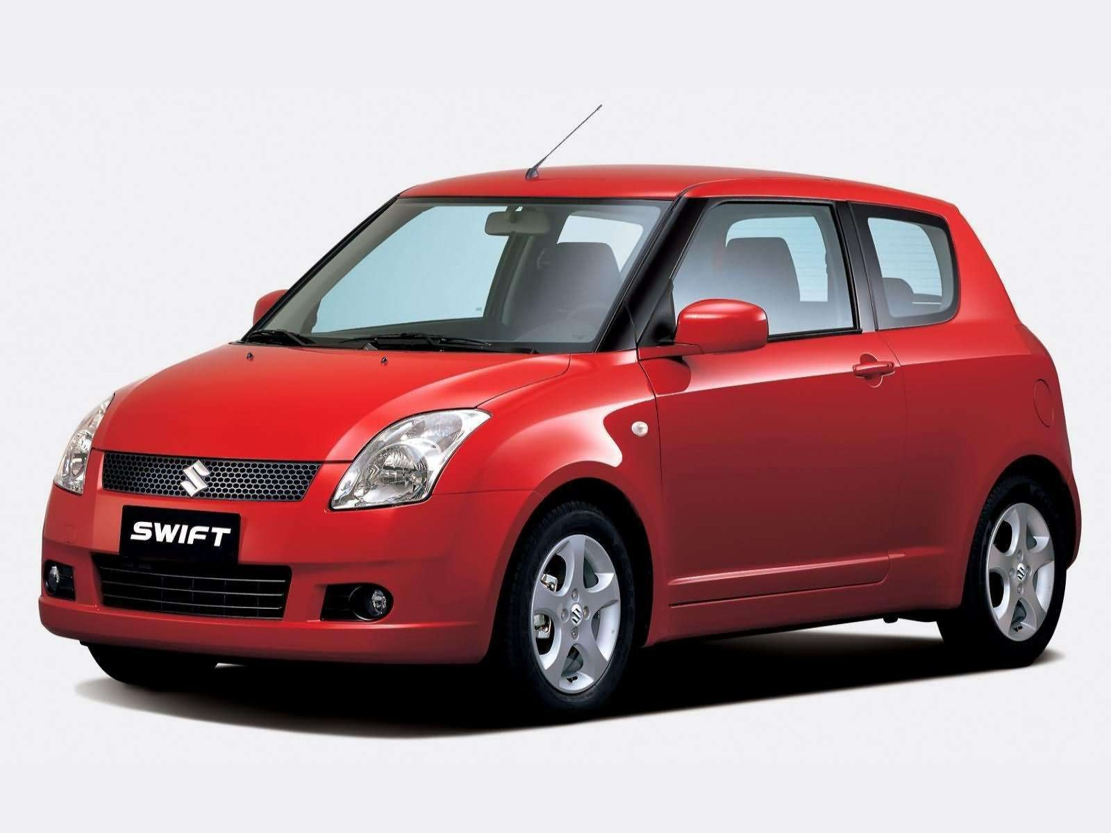 Suzuki Swift VVT model 2005 wallpaper 8