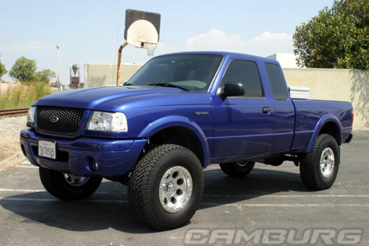 2000 Ford Rangers >> TopWorldAuto >> Photos of Ford Ranger Edge - photo galleries