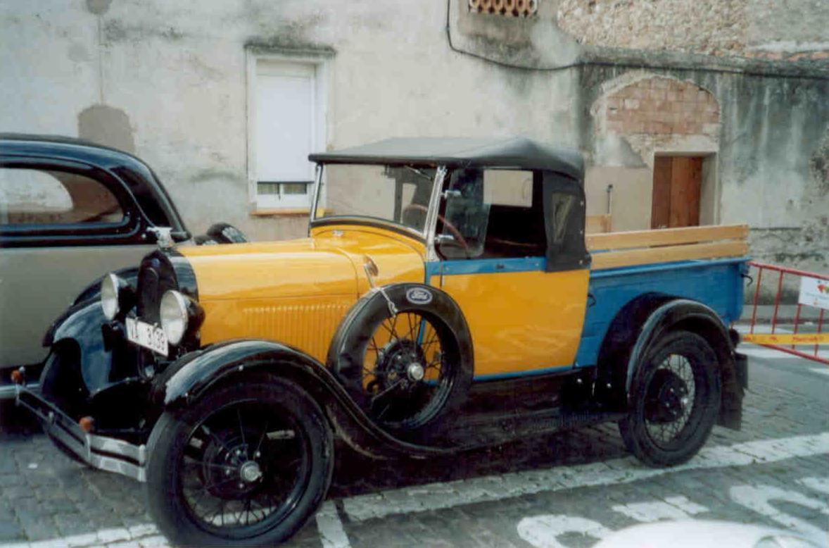 1928 - Ford A Pick Up
