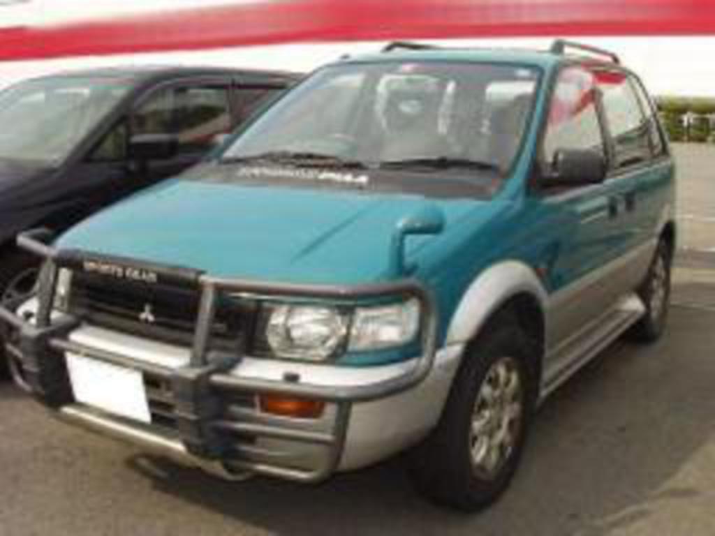 Topworldauto gt gt photos of mitsubishi rvr sports gear photo galleries