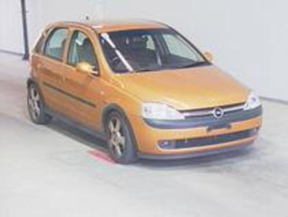 Opel Vita GSI 2003. With Over 20 Years in Business and Over 19000 Happy