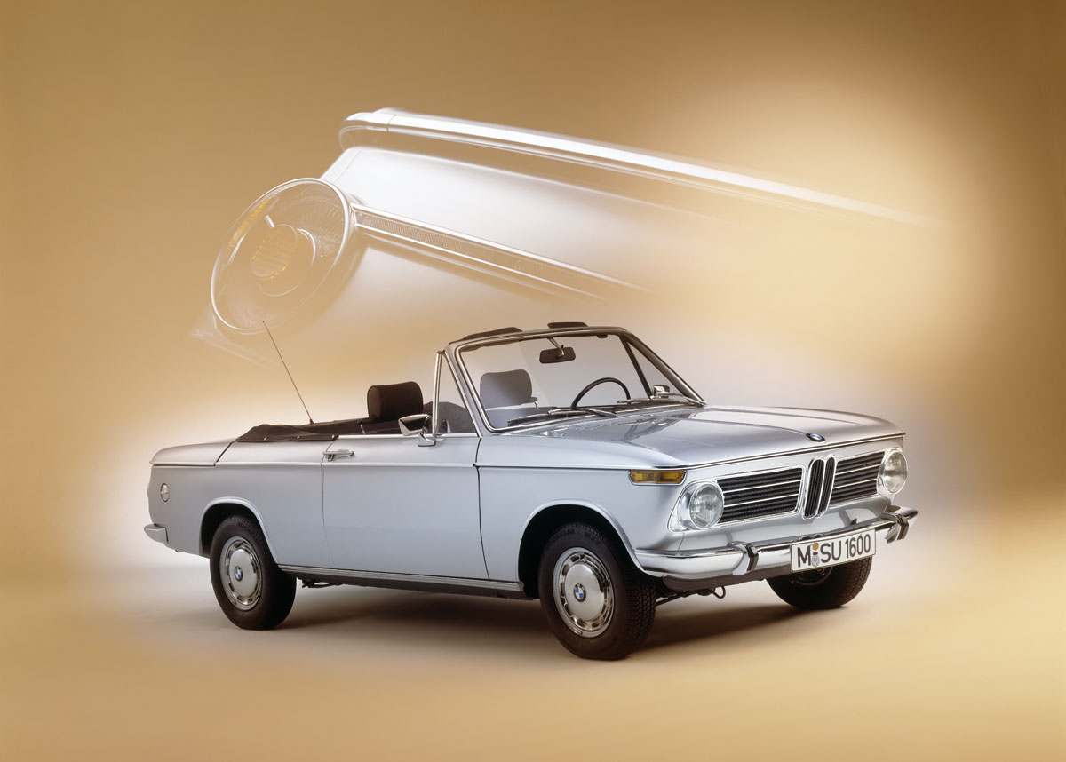 BMW 1600 Cabrio - huge collection of cars, auto news and reviews,