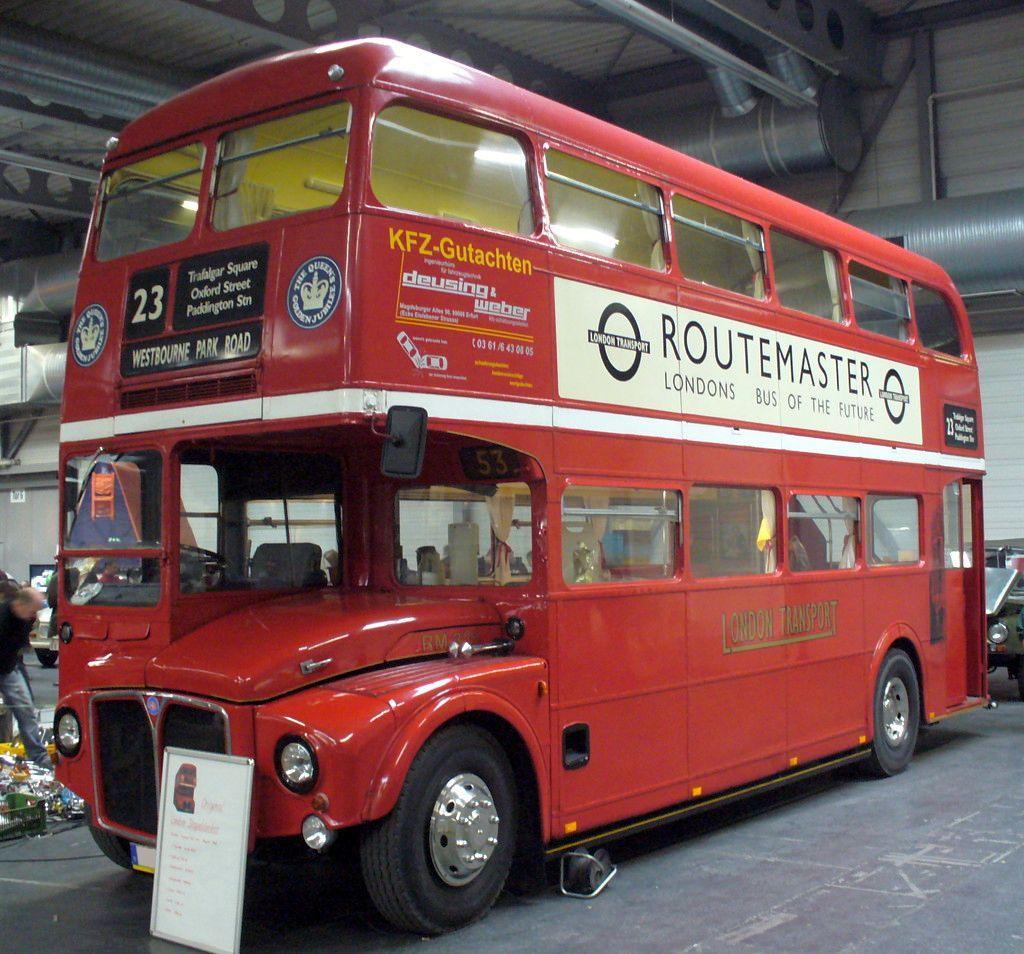 TopWorldAuto >> Photos of AEC Routemaster - photo galleries
