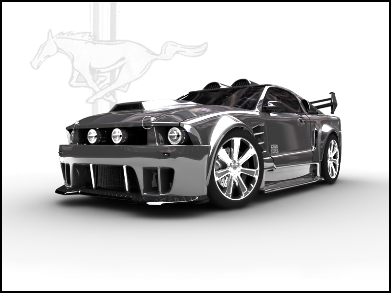 Ford Mustang GT. View Download Wallpaper. 800x600. Comments
